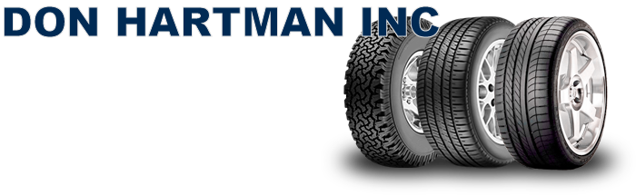 Welcome to Don Hartman Inc